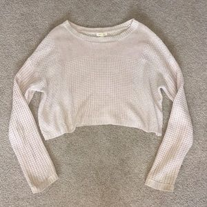 UO Cropped Sweater
